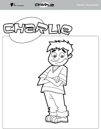 Amazing Charlie And Lola Coloring Pages Crayola Photo Best The Chocolate Factory Ruby Bridges With Flag