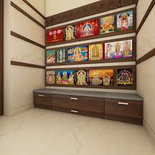 Hindu House Prayer Room Design