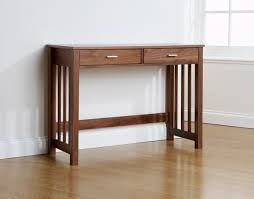 Narrow Sofa Table With Drawers by Modern Console Table With Drawers
