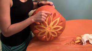 Tinkerbell Pumpkin Carving by Pumpkin Carving With Style Youtube