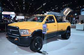 100 Truck Shows Ram 3500 Dually Case Work Up In Chicago Pics