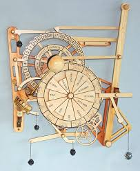 jobbers plans to build a wooden clock