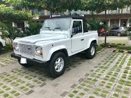 Used Car | Land Rover Defender Costa Rica 1998 | LAND ROVER DEFENDER Choose Your 4x4 Truck For Iceland Isak Rental Land Rover Defender Flying Huntsman 6x6 Pickup Hicsumption 1984 For Sale Autabuycom Single Cab Rumored 20 Launch Used Car Costa Rica 1998 Land Rover Fender 1992 Rover Fender 110 Hi Cap Pickup Cars Trucks By Urban Truck Ultimate Edition Gets Tricked Out Aoevolution 90 Chelsea Company Cversion Green 2011 1991 Sale 2156308 Hemmings Motor News