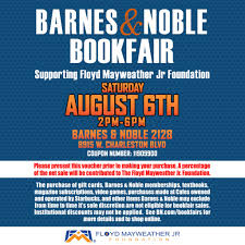 Back-2-School Barnes & Noble Bookfair Fundraiser | The Floyd ... St Cloud Florida Confederate And Gar Monuments Las Vegas Nv New Homes Master Planned Community Regency At Dr John Carvalho Page 2 National Youth Sports Nevada Deana Marcello Realnexcom Julydecember 2016 The Floyd Mayweather Jr Foundation Bnexclusives Hashtag On Twitter Book Launch Grand Canyon Runfreedom Run Usa Jamie Summerlin Gate Golf Real Estate For Sale Next Door To The Dtown Shopping District Check Out These Things Our Sports Fan Bucket List