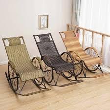 freies schiff schaukel stuhl sofa hause wohnzimmer entspannen faul stuhl freizeit chaise sessel für alte männer entspannen lounge stühle klapp