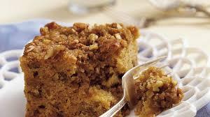 Maple Nut Streusel Coffee Cake Recipe BettyCrocker