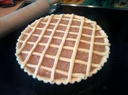 hefeteig apfelmus torte apfel fladen
