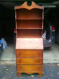 Antique Secretarys Desk by No 99 Antique Black Secretary Desk U2014 Roots U0026 Wings Furniture Llc