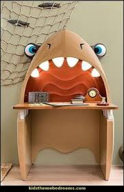 Decorative Surfboard With Shark Bite by Surf Board Coat Or Hat Rack Shark Bite Included By Thesquarenail