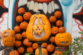 Roger Williams Pumpkin by Behind The Scenes At The Jack O Lantern Spectacular Providence