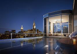 100 Luxury Penthouse Nyc This 70 Million NYC Has Its Own Infinity Pool Outdoor