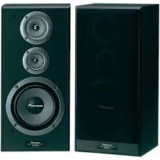 Pioneer CS 3070 Bookshelf speaker Black 120 W 45 up to Hz 1