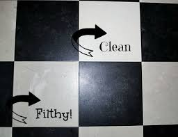 Checkerboard Vinyl Flooring For Trailers by My Secret Tip How To Clean Vinyl Floors Easily The Graphics