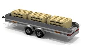 Custom LEGO City Palette Trailer MOC Instructions - YouTube Lego City Truck 3221 Ebay Technic American Truck With Lowbody Trailer Youtube Tipper Dump Trailer And Model Team Ideas Product Ideas Pickup Lego Moc 42024 The Car Blog Toms Most Recent Flickr Photos Picssr Duplo Blue Semi Flatbed Minifigure Toys R Us Itructions 7848 42078 Mackr Anthemtm Creativeplaycoza Custom Palette