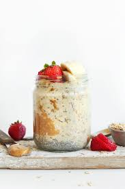 Pumpkin Pie Protein Overnight Oats by 9 Healthy Overnight Oatmeal Recipes You Ought To Try