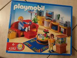 playmobil 4282 wohnzimmer für puppenhaus
