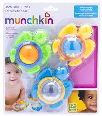 Infant Bath Seat Ring by Amazon Com Munchkin Baby Bath Toy Turtles Bathtub Toys Baby