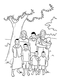 Luxury Family Coloring Pages 42 About Remodel Free Colouring With
