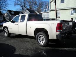 100 4wd Truck 2008 Used GMC Sierra 1500 4WD Reg Cab 1330 Work At Rahway