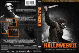 Rob Zombie Halloween 2007 Cast by The Horrors Of Halloween Halloween 2 2009 Vhs Dvd And Blu Ray