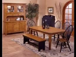 diy rustic dining room decorating ideas youtube