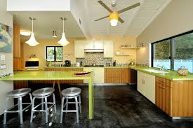 Kitchen Ceiling Fans With Led Lights by Modern Ceiling Fans With Lights Hall Contemporary With High