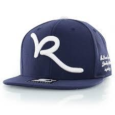 rocawear r snapback cap blue bei kickz com