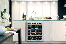 cuisine vins bien installer sa cave à vin darty vous