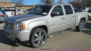 2008 GMC Sierra 1500 Denali Crew Cab Pickup Truck | Item I86... Gm Nuthouse Industries 2008 Gmc Sierra 2500hd Run Gun Photo Image Gallery Sierra 3500hd Slt 4x4 Crew Cab 8 Ft Box 167 In Wb Youtube Used Truck For Sales Maryland Dealer Silverado 1500 Concept Flashback Denali Xt Extended Cab Specs 2009 2010 2011 2012 Going All In Reviews Price Photos And Sale In Campbell River News Information Nceptcarzcom Sierra Wallpaper 29 Gmc Hd Backgrounds Gmc Tire And Rims Part Ideas