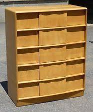 Heywood Wakefield Dresser Styles by Mcm 1950 U0027s Heywood Wakefield Dresser U0026 Removable Mirror Mid