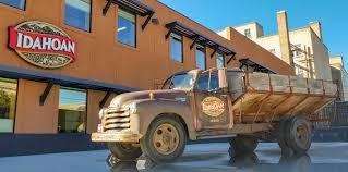100 1949 Chevrolet Truck IdahoanFoods6400PotatoBed Idahoan Mashed