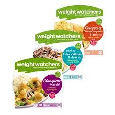 plat cuisiné weight watchers plats cuisinés individuels weight watchers rayon épicerie tous