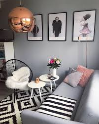 auch im wohnzimmer dürfen elegante deko accessoires nicht