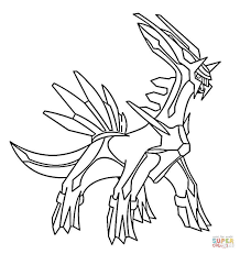 Legendary Pokemon Coloring Pages New Drawing At Getdrawings Of