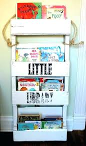 Kids Revolving Bookcase Plans