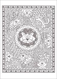 Amazing Animals Coloring Book Dover Spark