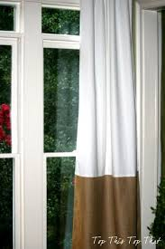 Smocked Burlap Curtain Panels by 101 Best Burlap Curtains Images On Pinterest Windows Diy And