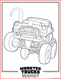 100 Monster Truck Drawing 146492 At Getdrawings