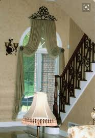 Kirsch Curtain Rods Jcpenney by 35 Best Arched And Eyebrow Window Treatment Ideas Images On