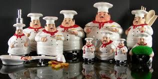 Fat Chef Kitchen Decor Sets