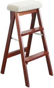 Solid Wood Bar Stool Wooden Ladder Home Folding Chair Multi-Function ... Hindoro Handicraft Wooden Folding Chairs Set Of 2 36 Whosale Cheap Solid Wood Chairrocking Chairleisure Chair With Arm Buy Chairfolding Larracey Adirondack Pair Vintage Wooden Folding Chairs Details About Garden 120cm Teak Table 4 Patio Fniture Cosco Gray Fabric Seat Contoured Back Costway Slatted Wedding Baby Cinthia Rocking Gappo Wall Mounted Shower Seats