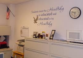 cher s signs by design school nurse s office