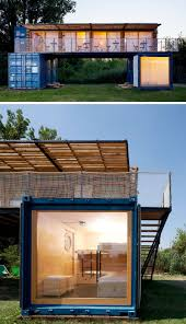 100 Sea Container Accommodation ContainHotel A Small Boutique Hotel Made From Shipping S
