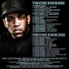 Lloyd Banks Halloween Havoc 2 Tracklist by Lloyd Banks 4 30 09 Mixtape Nah Right Nah Right