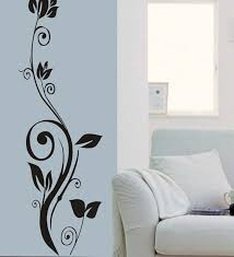 Attractive Simple W Paint Designs 3 Flower Decor