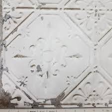 wallpops vintage white tin ceiling tile wallpaper nu2213 d
