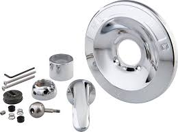 Delta Tub Faucet Leaking At Base by Delta Rp54870 Renovation Kit 600 Series Tub And Shower Chrome