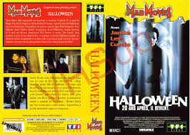 Halloween H20 Cast Member From Psycho by The Horrors Of Halloween Halloween H20 20 Years Later 1998 Vhs