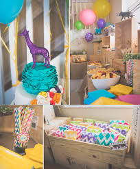 Ninja Turtle Decorations Ideas by Kara U0027s Party Ideas Wild Child Safari Boy Animal 3rd Birthday