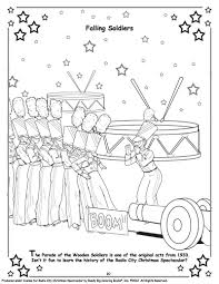 The Official Radio City Christmas Spectacular Starring Rockettes